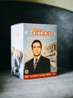 The Office Complete Box Set Techieblogie Info Series 1 9