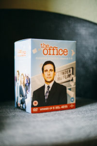 A Complete Box Set Of The Office U S On Dvd